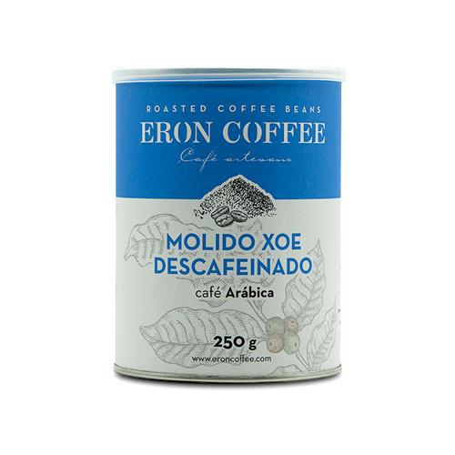 Eron Coffee - Molido Xoe Descafeinado