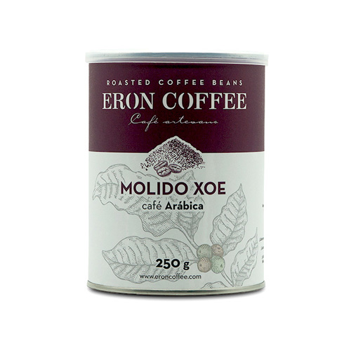 Eron Coffee - Molido Xoe